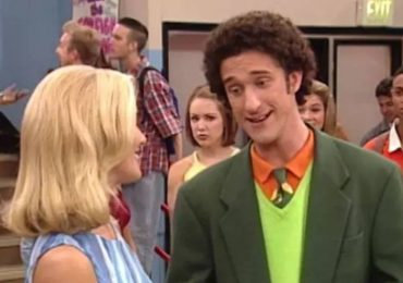 Dustin Diamond Screech