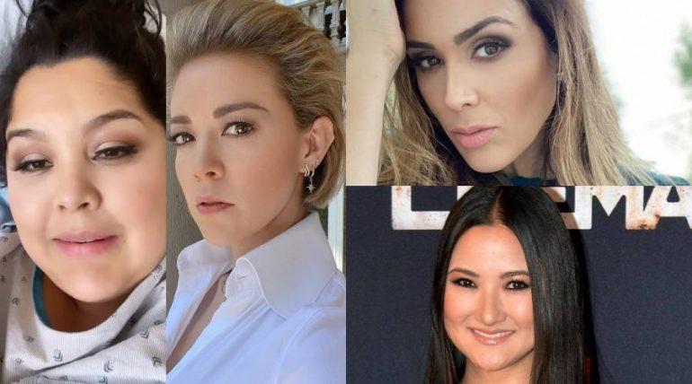 Fernanda Castillo y famosas con problemas durante el parto