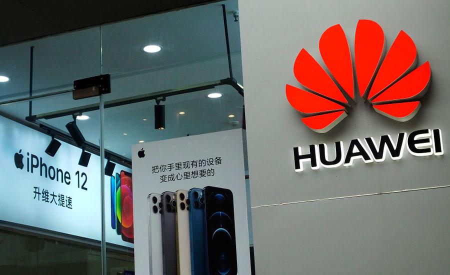 En China prefieren Huawei