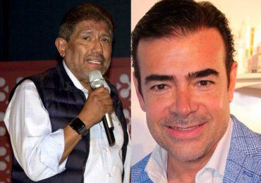 Juan Osorio y Toño Mauri