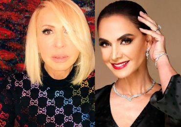 Laura Bozzo y Lupita Jones