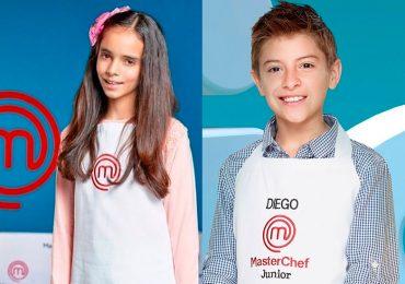Ganadores MasterChef Junior