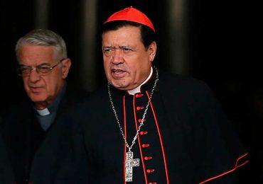Cardenal emérito Norberto Rivera
