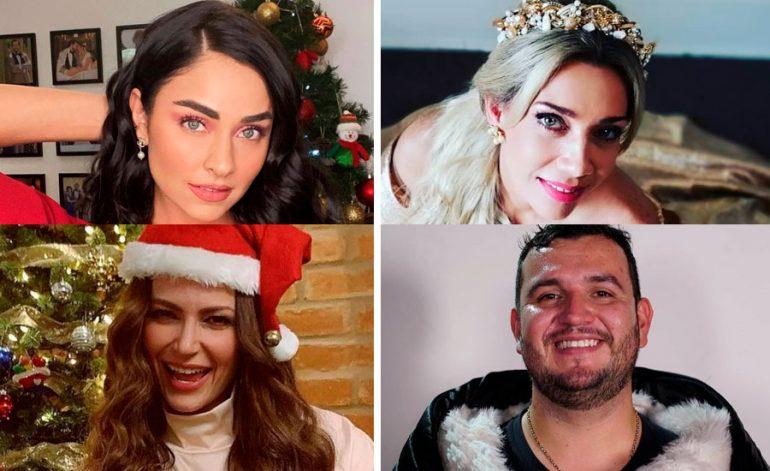 Los Reyes Magos y famosos