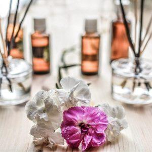 Esencias para aromaterapia