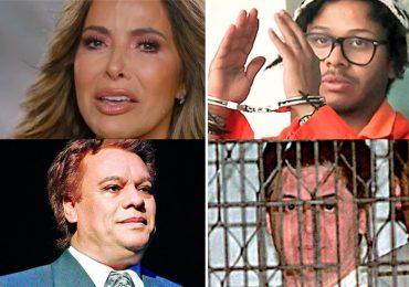 Famosos en la cárcel