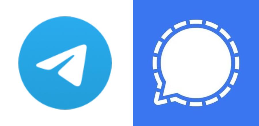 telegram o signal cual app es mejor