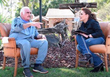 Vicente Fernández y Mara Patricia Castañeda