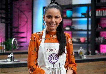 Adriana de MasterChef México