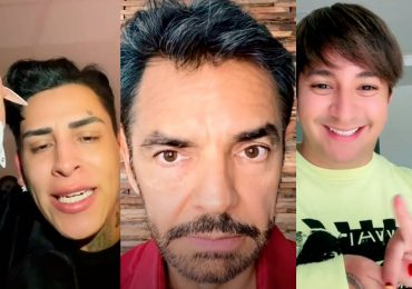 Eugenio Derbez busca hijos en TIkTok