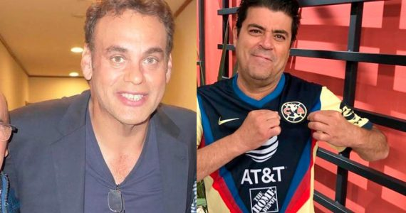 David Faitelson vs. Jorge 'El Burro' Van Rankin