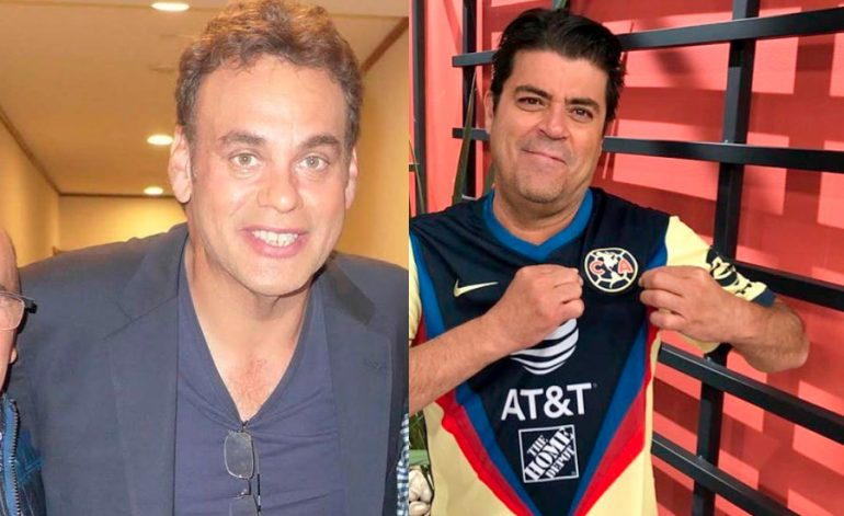 David Faitelson vs. Jorge 'El Burro' Van Rankin