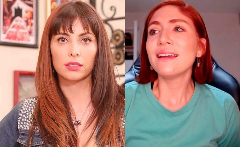Gloria Aura y Nath Campos