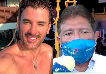 Juan Osorio y Mauricio Mejía