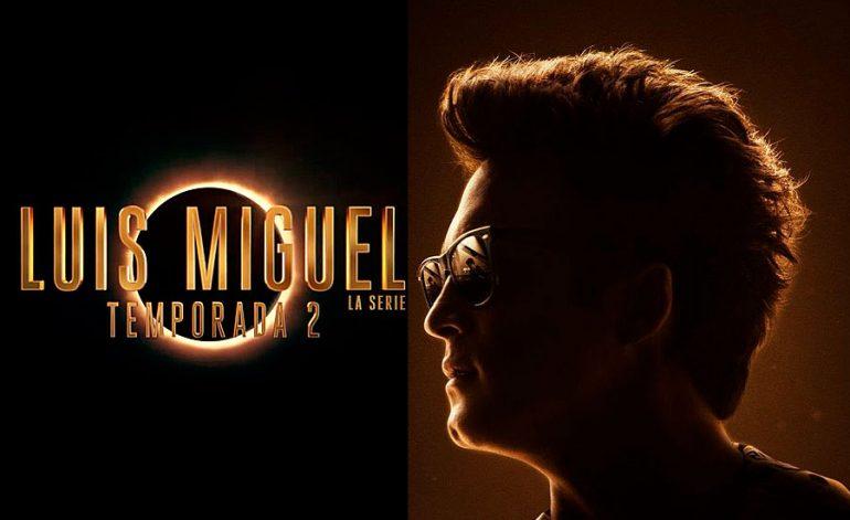 Vuelve 'Luis Miguel, La Serie'.