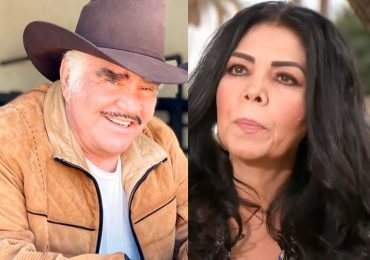 Lupita Castro acusa a Vicente Fernández