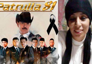 Murió hija del líder de Patrulla 81