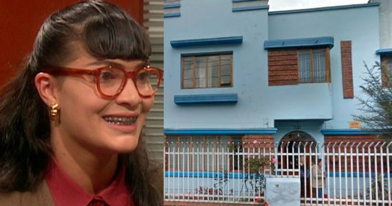 La casa de Betty La Fea