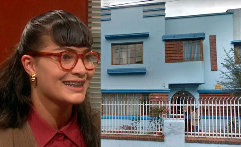 La casa de Betty La Fea