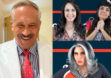 Nuevo elenco de 'Dr. Cándido Pérez'