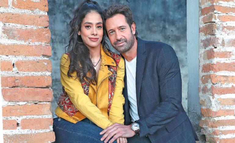 Gabriel Soto y Fátima Molina