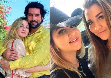 Hija Alicia Villarreal y Arturo Carmona