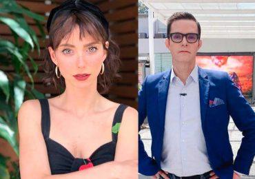 Natalia Téllez y Horacio Villalobos