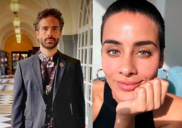 Osvaldo Benavides y Esmeralda Pimentel