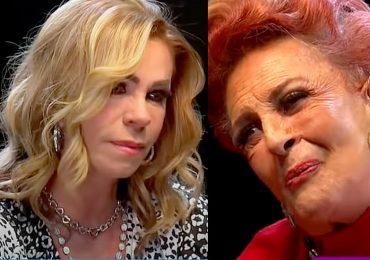 Rocío Sánchez Azuara y Talina Fernández