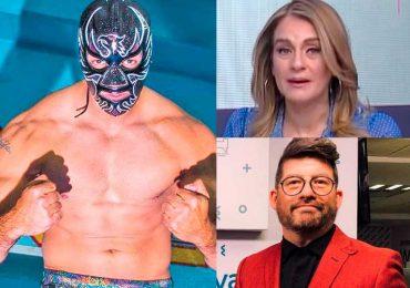 Halcón Negro demandó a productor y Flor Rubio