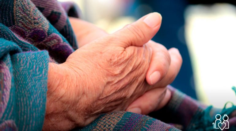 Pensión para adultos mayores