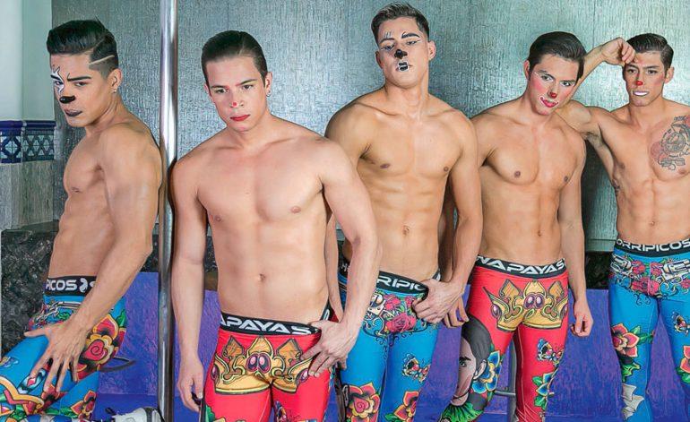 Los Wapayasos al desnudo