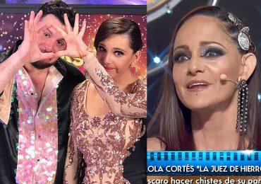 Tania y Paul recibieron 0 de Lola Cortés