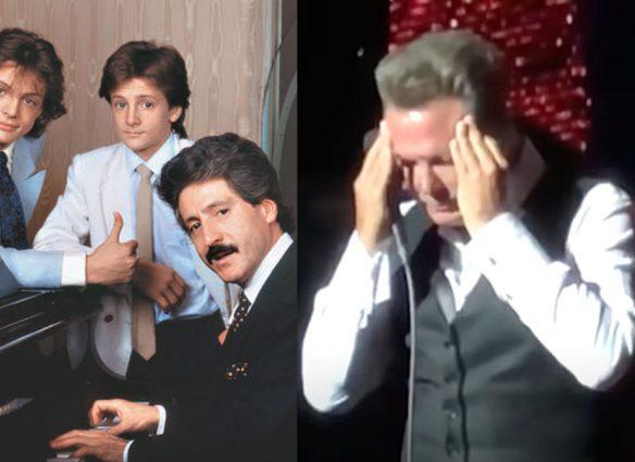 Luis Miguel y Luisito Rey