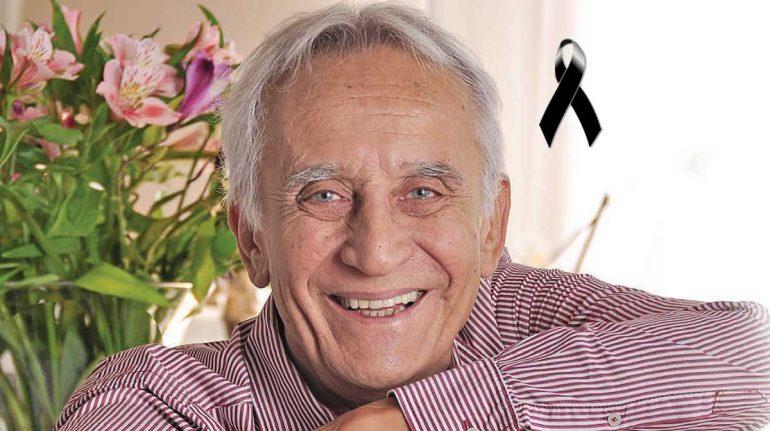 Patricio Castillo murió