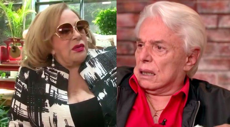 Silvia Pinal y Enrique Guzmán