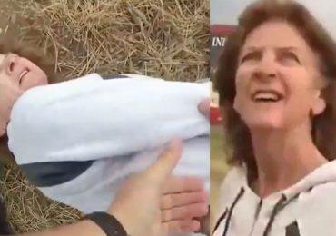 Abuelita con demencia fue arrestada