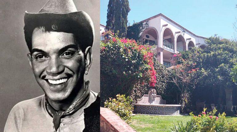 Casa de Cantinflas en venta