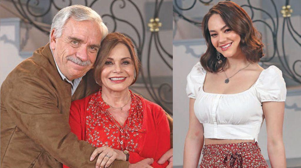 Es la primera vez que Ale Müller interpreta a una antagonista... será la hermana de Gala Montes. También José Elías Moreno y María Sorté forman parte del elenco.