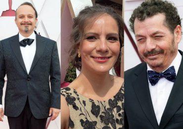 Mexicanos ganaron en Oscar 2021