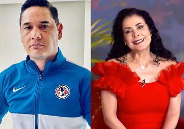 Moisés Muñoz y Lourdes Munguía
