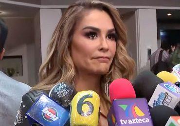 Ninel Conde defendía a Larry Ramos