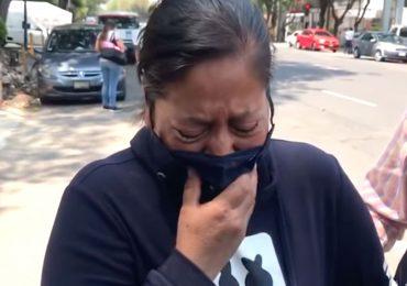 Doña Bernarda vive tragedia por Línea 12