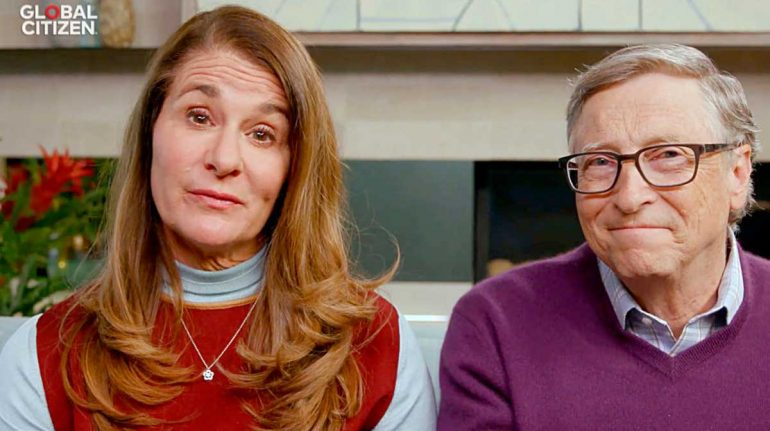 Bill Gates se divorcia de Melinda