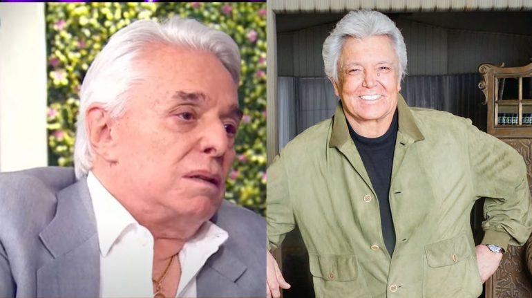 Enrique Guzmán y Alberto Vázquez