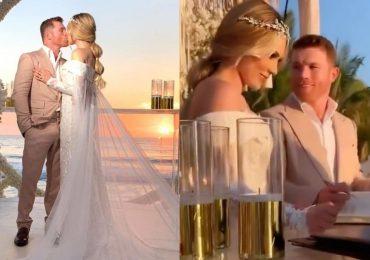 Saúl Canelo Álvarez se casó