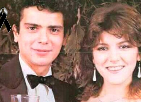 Jaime Garza y Viridiana Alatriste