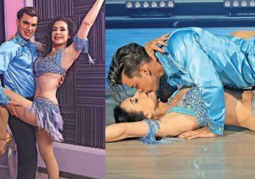 Lourdes Munguía y Brandon