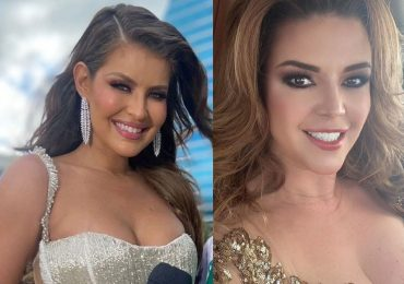 Vanessa Claudio Vs. Alicia Machado