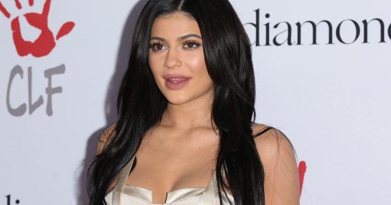 Circulan supuestas fotos de Kylie Jenner en la recta final de su embarazo